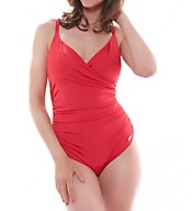 Fantasie Los Cabos Underwire Wrap One-Piece Swimsuit FS6157