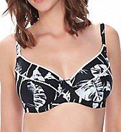 Fantasie Cocoa Island Underwire Balcony Bikini Swim Top FS6221