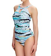Fantasie Kiruna Underwire High Neck One Piece Swimsuit FS6339