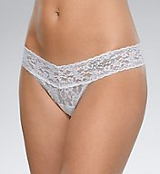 Hanky Panky Bride Low Rise Thong 491041