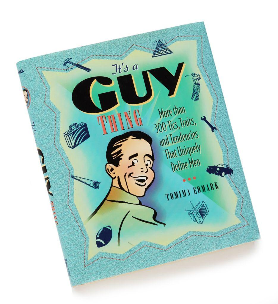 HerRoom & HisRoom It's a Guy Thing Book GuyThg