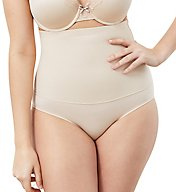 Maidenform Fat Free Dressing Hi Waist Brief Panty 1854