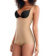 Maidenform Dream Wear Your Own Bra Torsette Romper 1856